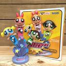POWERPUFF GIRLS Bobble Head Pencil Stand/パワーパフガールズ ボブルヘッドペンシルスタンド/170517-3
