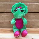 BARNEY Baby Bop Plush Doll/バーニー ベイビー・ボップ ぬいぐるみ/170329-1