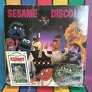 SESAME STREET Sesame Disco Record / セサミストリート セサミディスコ レコード/160526-3