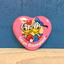 Disney Tokyo Disneyland Button/ディズニー 東京ディズニーランド 缶バッジ/171013-10
