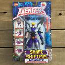 THE AVENGERS Shape Shifters Hawkeye/アベンジャーズ シェイプシフターズ ホークアイ フィギュア/170404-4
