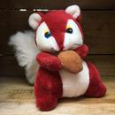 Squirrel Plush Doll/リス ぬいぐるみ/180917-7