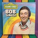SESAME STREET Bob Sings! Record / セサミストリート ボブシングス! レコード/160526-4