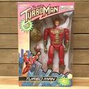 TURBO MAN Talking Turbo Man/ターボマン トーキング ターボマン フィギュアセット/170415-17