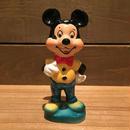 Disney Mickey Mouse Ceramic Figure/ディズニー ミッキーマウス 陶器フィギュア/181005-13