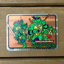 TURTLES Card Sticker/タートルズ ステッカー/170618-9