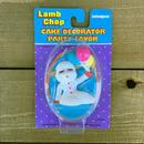 Lamb Chop PVC Figure/ラムチョップ PVCフィギュア/161128-13