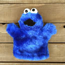 SESAME STREET Cookie Monster Hand Puppet/セサミストリート クッキーモンスター ハンドパペット/170512-8