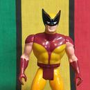 SECRET WARS Wolverine/シークレットウォーズ ウルヴァリン フィギュア/160811-6