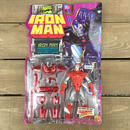 IRON MAN Iron man Horogram Armor/アイアンマン アイアンマン ホログラムアーマー フィギュア/161223-1