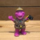 BARNEY Barney PVC Figure/バーニー PVCフィギュア/180810-8