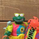 TURTLES Mike  the Sewer Surfer/タートルズ セワーサーファー ミケランジェロ フィギュア/170509-2
