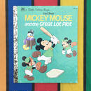 Disney Mickey Mouse and the Great Lot Plot/ディズニー ミッキーとすごい計画 絵本/160727-6