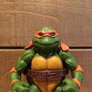 TURTLES Movie Star Mike Figure/タートルズ ムービースター ミケランジェロ フィギュア/171108-9