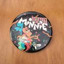 Disney Totally Minnie Button/ディズニー トータリーミニー 缶バッジ/170813-4