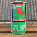 VINTAGE CAN 7UP Soda Can/ヴィンテージ缶 7UP ソーダ缶/161011-9