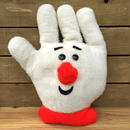 GENERAL MILLS Hamburger Helper Hand Plush/ジェネラルミルズ ハンバーガーヘルパーハンド ぬいぐるみ/170127-5