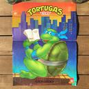 TURTLES Leonardo Poster/タートルズ レオナルド ポスター/170322-2
