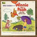 Disney  Winnie the Pooh Record/ ディズニー プーさん レコード/170405-7