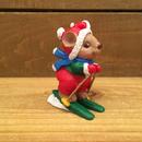 MERRY LI'L MICE Mouse Figurine/メリーリルマイス マウスの置物/180208-3