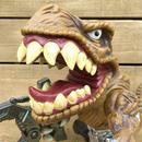 EXTREME DINOSAURS Mega T-Bone/エクストリームダイナソー メガ Tボーン フィギュア/170426-10