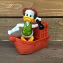 Disney Donald Duck Happy meal/ディズニー ドナルド・ダック ミールトイ/170323-4