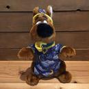 Scooby-Doo  Plush Doll/スクービー・ドゥー ぬいぐるみ/180418-6