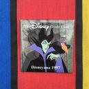 Disney Disneyan Maleficent Button/ディズニー ディズニアナ マレフィセント バッジ/160727-14