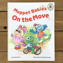 THE MUPPETS Muppet Babies On the Move/ ザ・マペッツ マペットベイビーズ オン ザ ムーブ 絵本/170524-3
