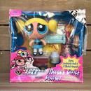 POWERPUFF GIRLS Bubbles Figure Playset/パワーパフガールズ バブルス フィギュアプレイセット/170203-10