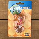 THE MUPPETS Fozzie Magnet/ ザ・マペッツ フォジー マグネット/170524-10