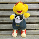BARNEY BJ Plush Doll/バーニー BJ ぬいぐるみ/180609-5
