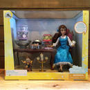 Beauty and the Beast Belle Dinner Party Doll Playset/美女と野獣 ベル ディナーパーティー ドール プレイセット/190106-10