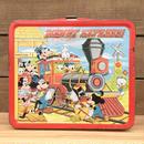 Disney Metal Lunch Box/ディズニー メタルランチボックス/170501-9