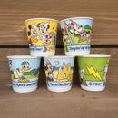 Disney Mickey and Friends Bathroom Cup [1~5]/ディズニー ミッキー&フレンズ バスルームカップ [1~5]/170331-1