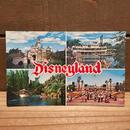 Disney Disneyland Post Card/ディズニー ディズニーランド ポストカード/190209-4
