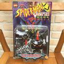 SPIDER-MAN Blade Vampire Hunter Figure/スパイダーマン ブレイド ヴァンパイアハンター フィギュア/170804-1