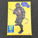 TURTLES Donatello Poster/タートルズ ドナテロ ポスター/170725-1