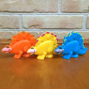 THE FLINTSTONES Dinosaur Figure/フリントストーンズ 恐竜 フィギュア(ばら売り)/170926-10
