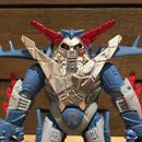 TURTLES Cyber Samurai Raph Figure/タートルズ サイバーサムライ・ラファエロ フィギュア/181031-2
