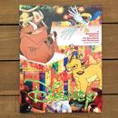 Disney The Disney Catalog 1994 Holiday/ディズニー カタログ 1994年ホリディ号/190218-4