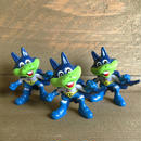 Green Aliens Action Boy/グリーンエイリアン アクションボーイ ミニフィギュア/170327-4