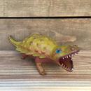 RUBBER DINO Unknown Dino/ラバー恐竜 謎の恐竜 フィギュア/170112-9