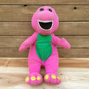 BARNEY Barney Talking Plush Doll/バーニー バーニー トーキングぬいぐるみ/170329-5