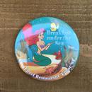 Disney Breakfast Under the Sea Button/ディズニー リトルマーメイド 缶バッジ/170311-14