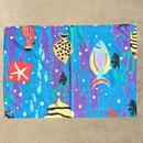 Fish Pillow Case/お魚 枕カバー/180326-1