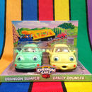 THE CHEVRON CARS Brandon Bumper & Bailey Bouncer/シェブロンカーズ ブランドン・バンパー&ベイリー・バウンサー/15122-13