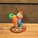 Disney Critter Country Rabbit PVC Figure/ディズニー クリッターカントリーのうさぎ PVCフィギュア/181129-14