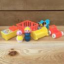 Little People Nursery Set/リトルピープル ナーサリーセット/170518-3