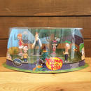 Phineas and FERB Figure Playset/フィニアスとファーブ フィギュア プレイセット/180315-2